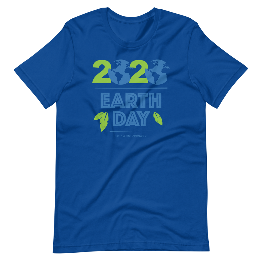 2020 Earth Day - Mens T-shirt