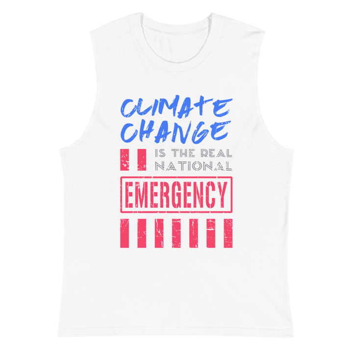 The Real Emergency - Mens Muscle Shirt