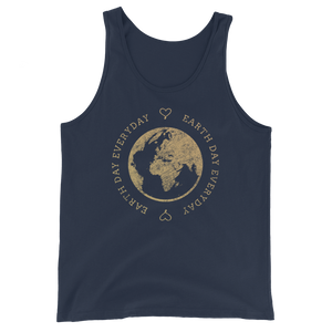 Everyday Is Earth Day - Mens Tank Top