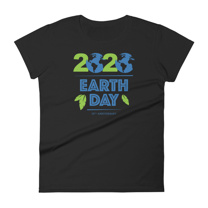 2020 Earth Day - Womens T-shirt