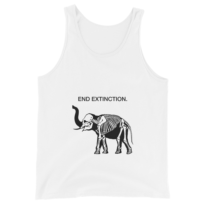 End Extinction - Mens Tank Top