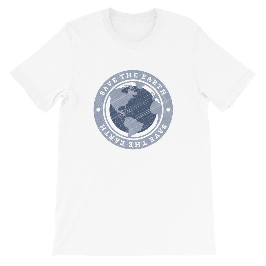 Save The Earth - Mens T-shirt