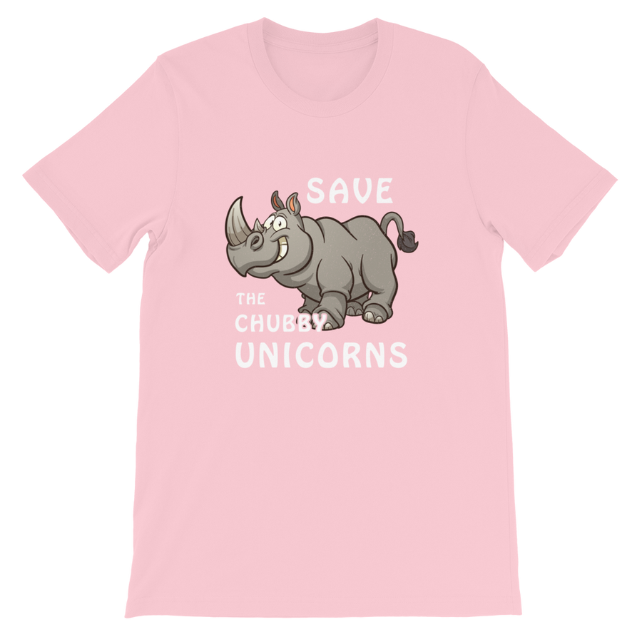 Chubby Unicorns - Mens T-shirt