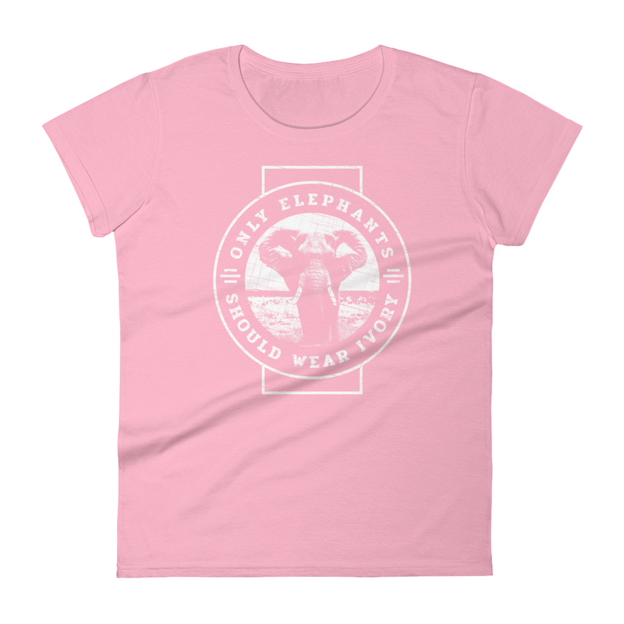 Only Elephants - Womens T-shirts