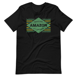 Save The Amazon - Mens T-shirt