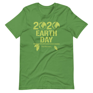 2020 Earth Day: 50th Anniversary - Mens T-shirt