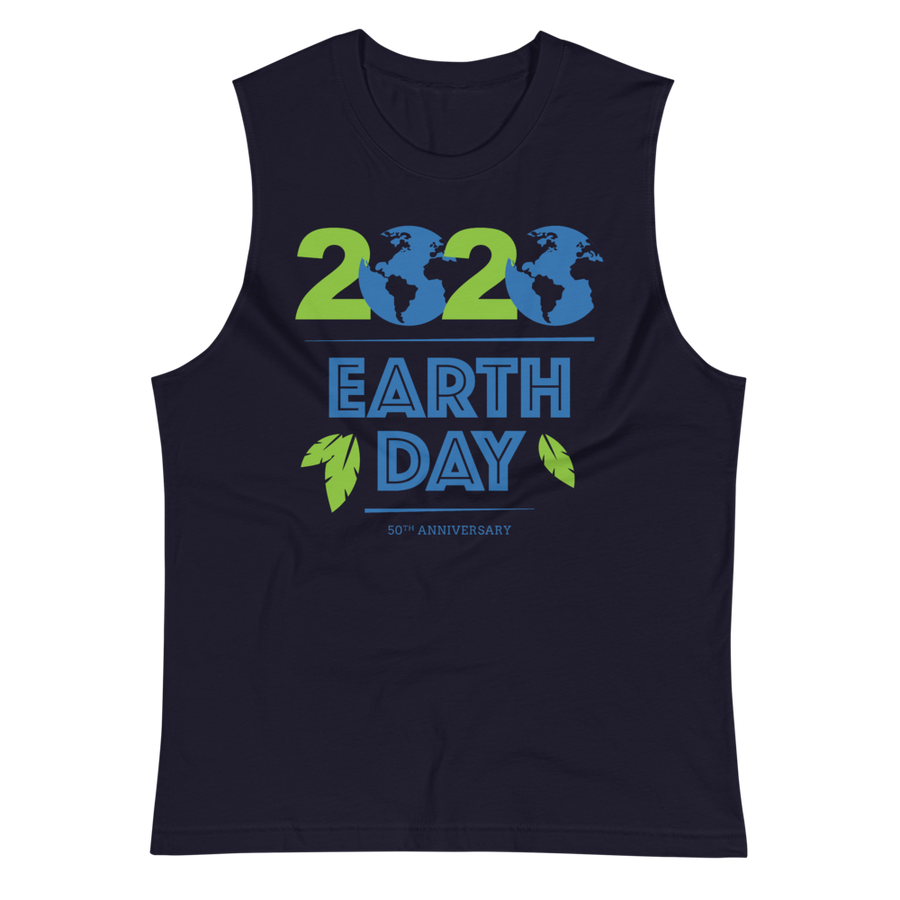 2020 Earth Day - Mens Muscle Shirt