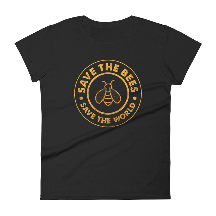 Save the Bees - Womens T-shirt