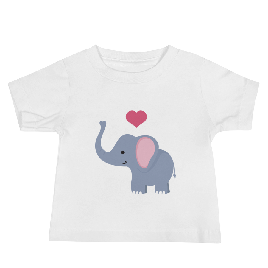 I ❤ Elephants - Infant T-shirt (6-24M)
