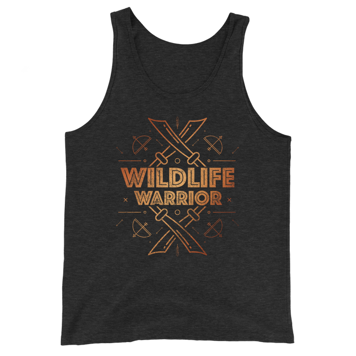 Wildlife Warrior - Mens Tank Top
