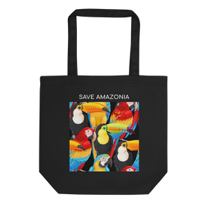 Save Amazonia - Eco Tote Bag