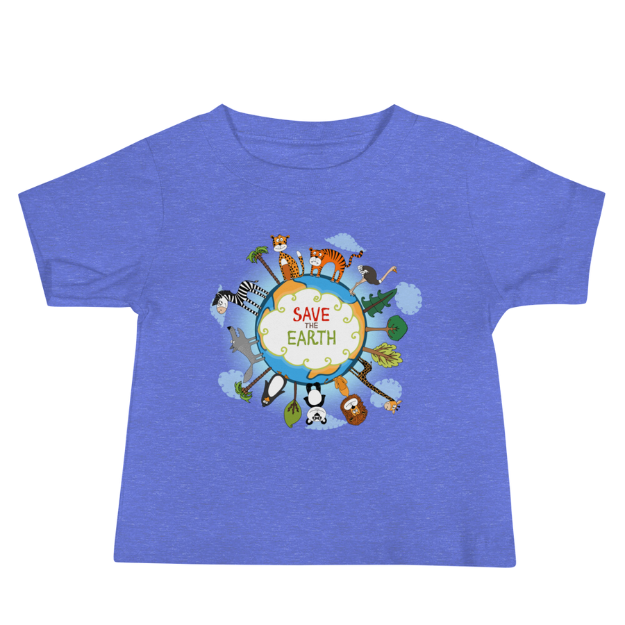 Save the Earth - Infant T-shirt (6-24M)