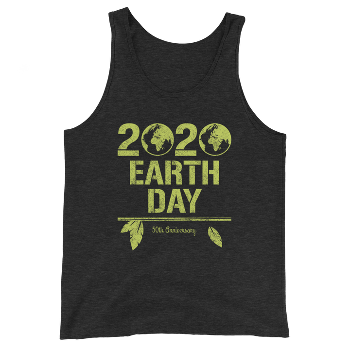 2020 Earth Day: 50th Anniversary - Mens Tank Top