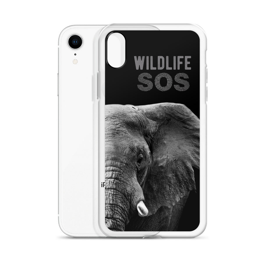 Wildlife SOS Series - Elephant - iPhone Case