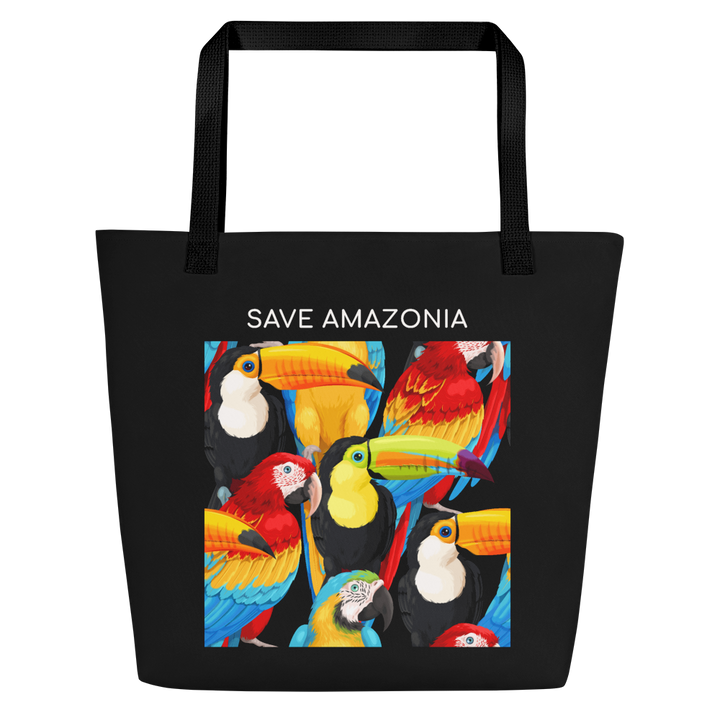 Save Amazonia - Beach Bag