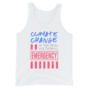 The Real Emergency - Mens Tank Top