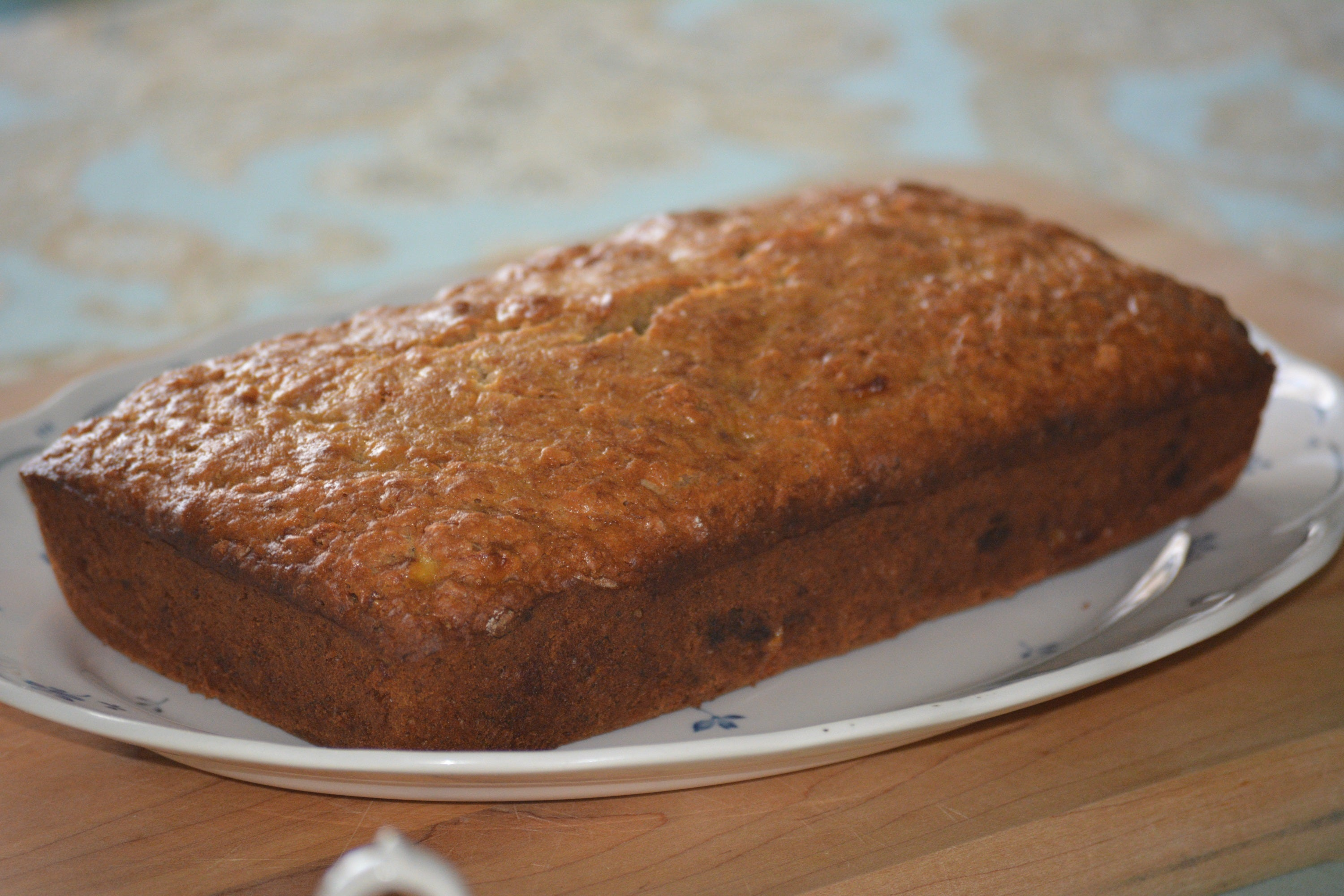 Banana Nut Bread<br>Pecan, Walnut, or Plain (no nuts)