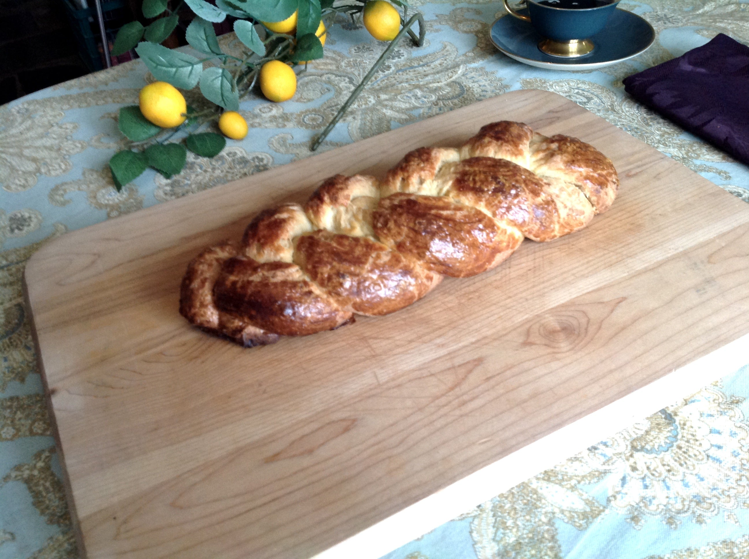 Holiday Brioche Loaf - PreOrder for ship 4/16 - 4/17 and 4/30 - 5/1