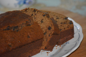 Date Nut Bread<br>Walnuts, Pecans, or no Nuts