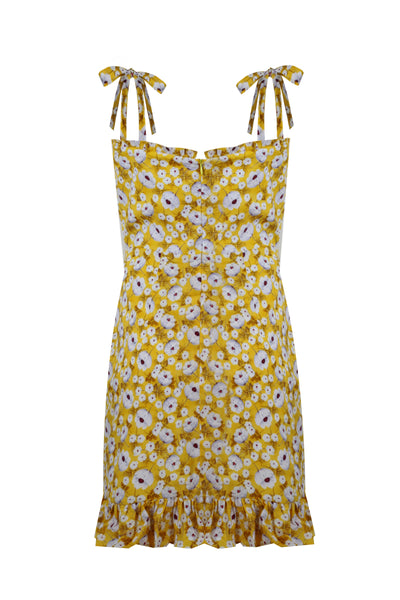 Daisy Dream Yellow Dress