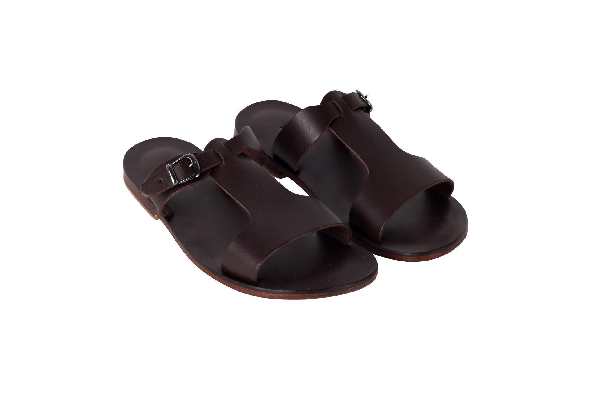 Only for Him Dark Brown Sandal