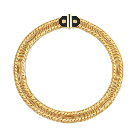 Adel Chain Necklace Gold