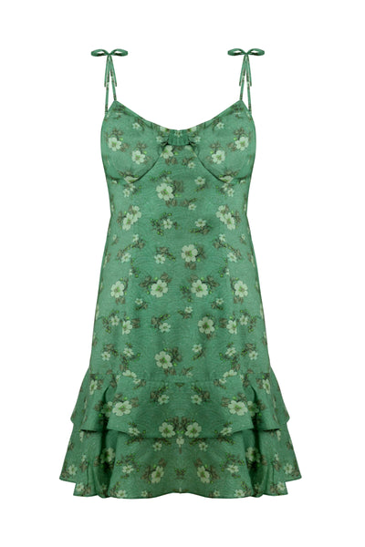 Miracle Touch Mint Dress