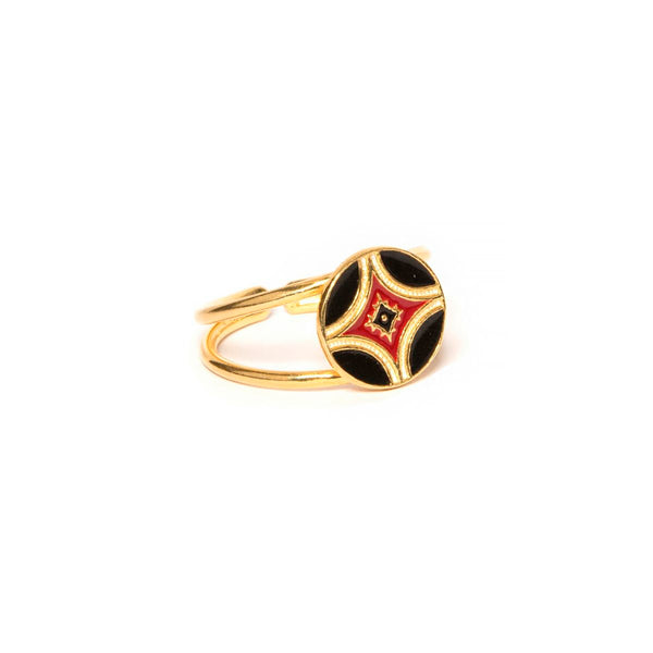 Mari Ring Small Gold