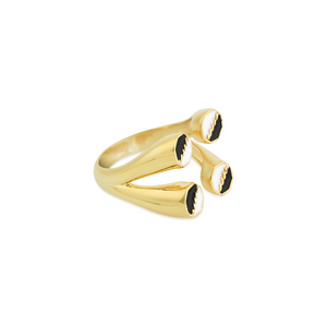 Aden Ring Four Gold
