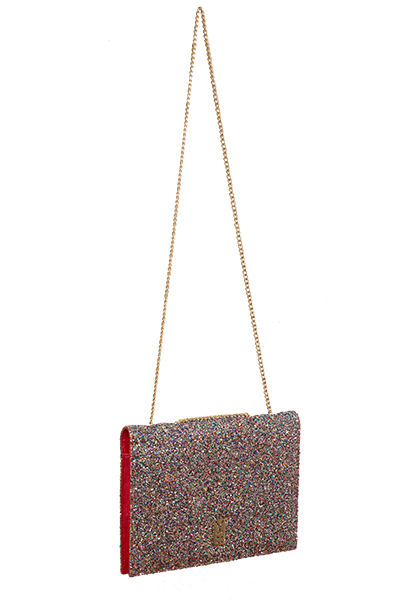 Fancy Note Bag Multi color Mirror