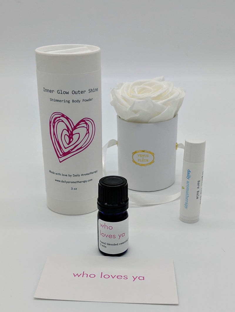 Daily Aromatherapy Trio Set
