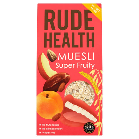 Mysli Super Fruity, 500g