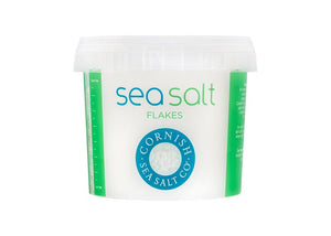 Cornish Sea Salt Flakes, 150g
