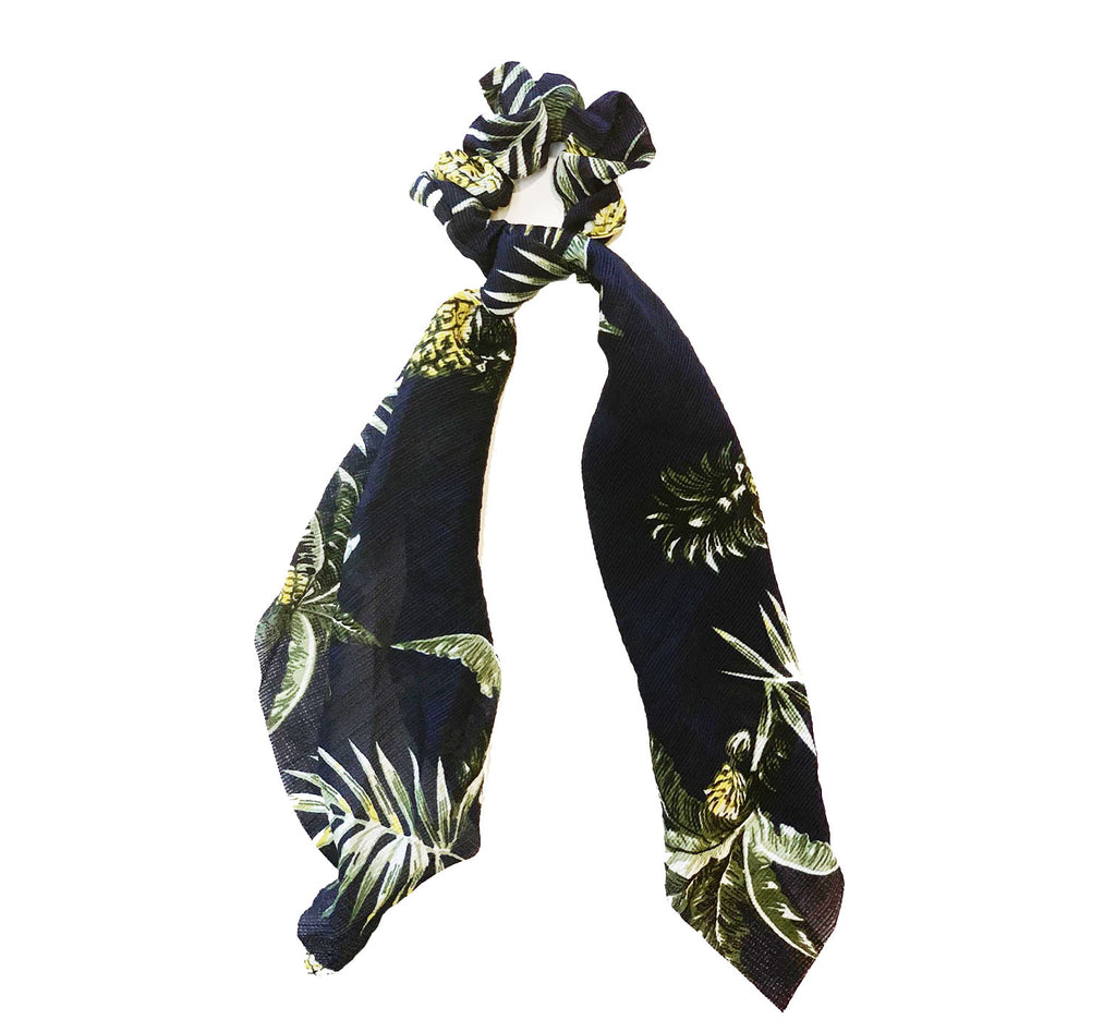 FALA NAVY HAIR SCARF