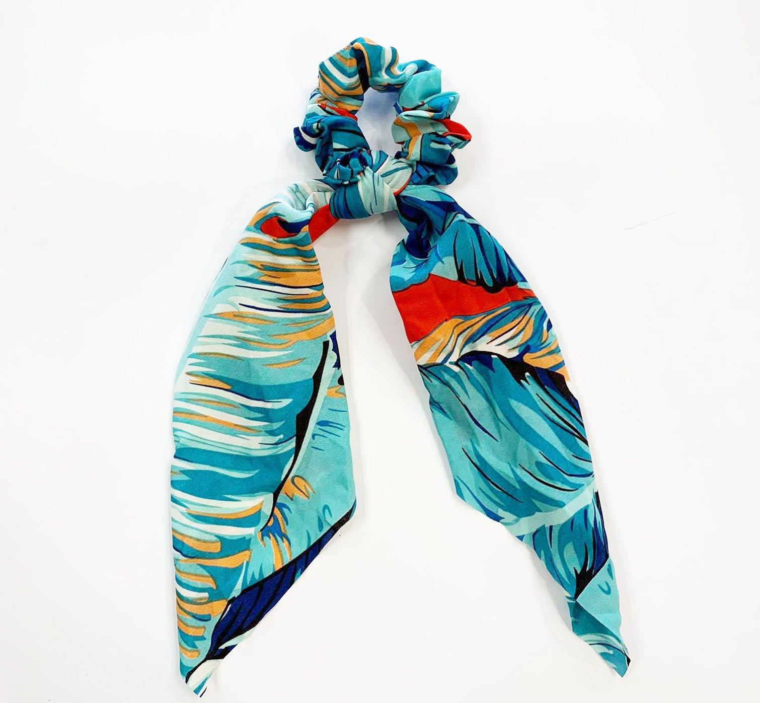 BIRDS PARADISE HAIR SCARF