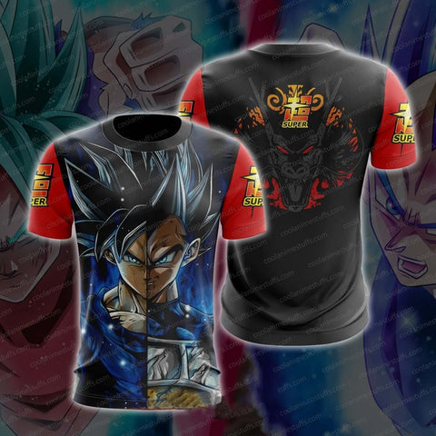 Dragon Ball DBZ T-shirt