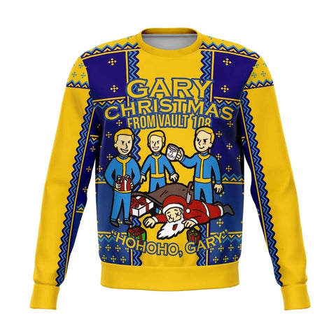Star Wars Imperial Logo Ugly Christmas Sweater Crew Neck Adult Fleece