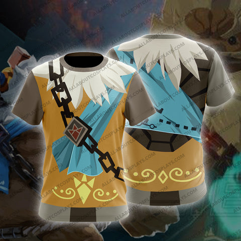 The Legend of Zelda Breath of the Wild Daruk Cosplay T-Shirt
