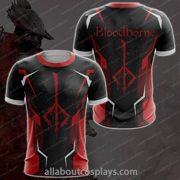 Bloodborne T-shirt For Fans