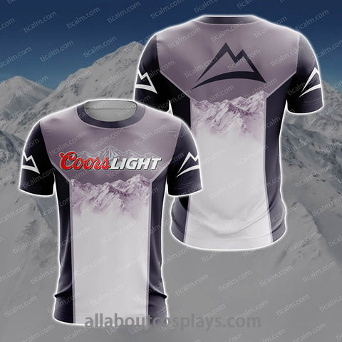 Coors Light T-shirt V3