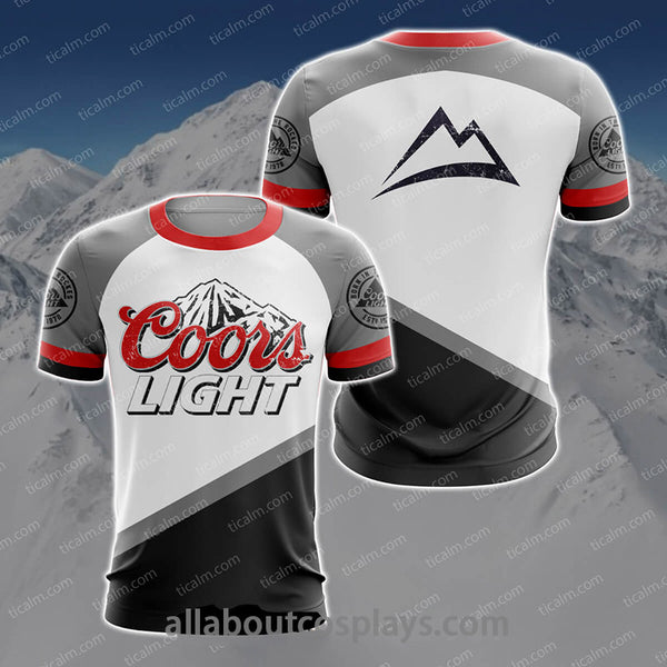 Coors Light T-shirt V4