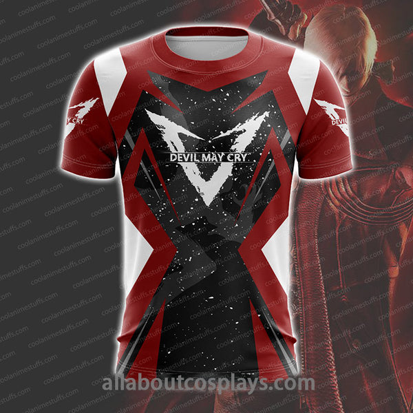DMC 5 Devil May Cry 5 T-shirt