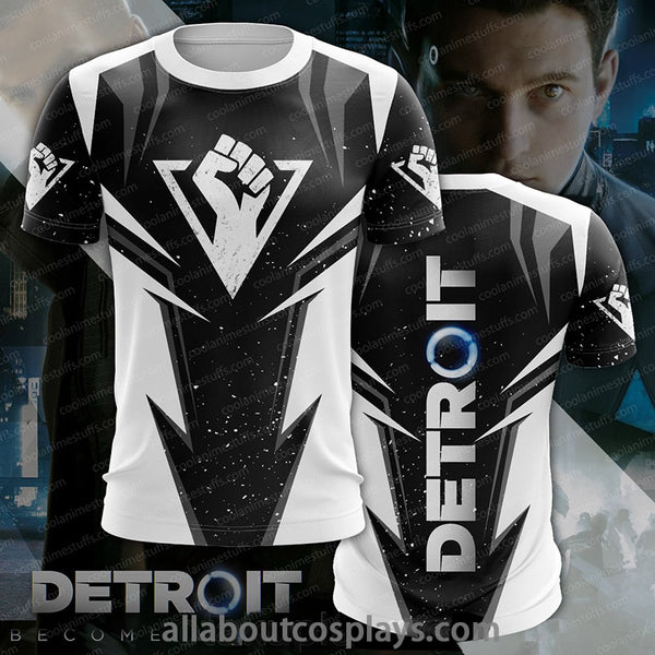 Detroit Become Human T-shirt