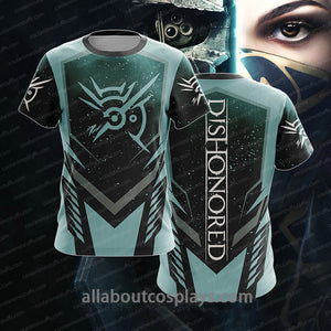 Dishonored T-shirt