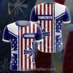 Far Cry 5 T-shirt V2