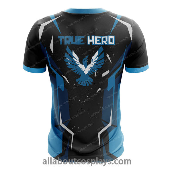 Infamous Second Son True Hero Logo T-shirt