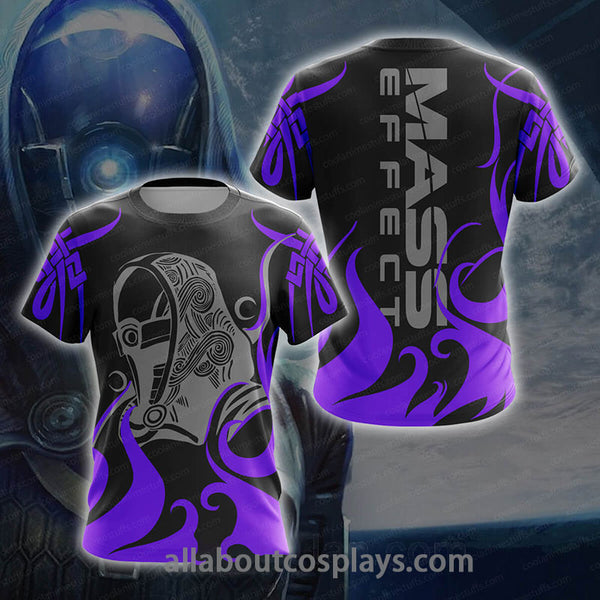 Mass Effect Tali Zorah T-shirt