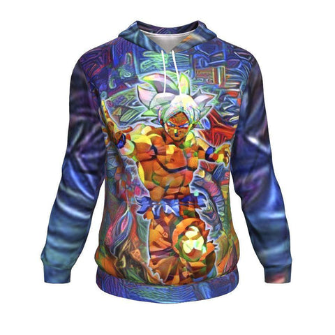 Abstract Dragon Ball Z Hoodie