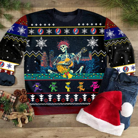 grateful-dead-3d-print-ugly-christmas-sweatshirt-v2