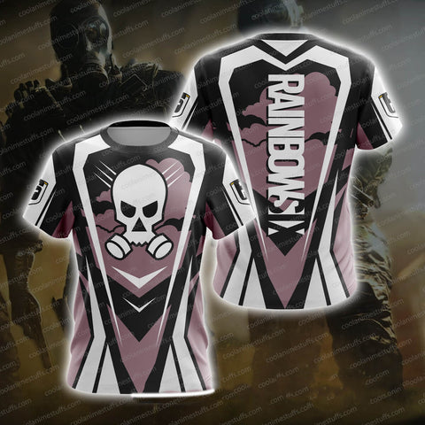 Rainbow Six Siege Smoke Icon T-shirt